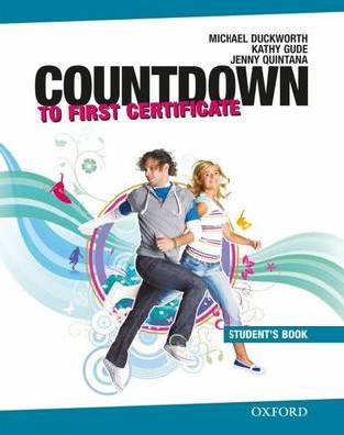 9780194801003 - Countdown to first certificate student's book