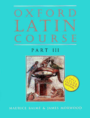 9780199122288 - Oxford latin course 3