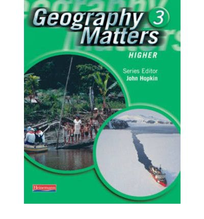 9780435355265 - Geography matters 3 higher