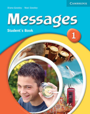 9780521547079 - Messages student's book 1