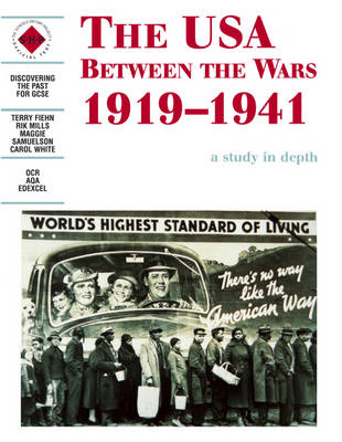 9780719552595 - The usa between the wars 1919-1941