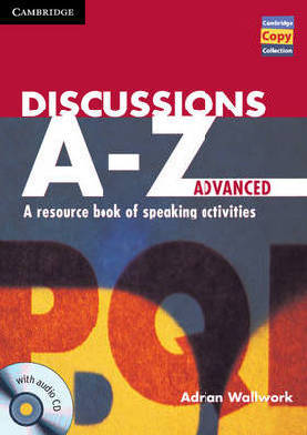 9781107686977 - Discussions a-z advanced (+ audio-cd)