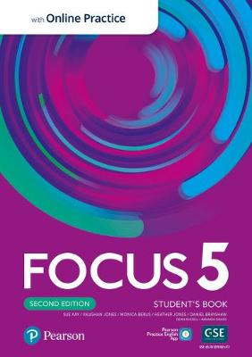 9781292301969 - Focus level 5 student's book with full digital workbook