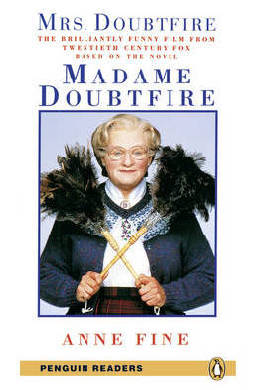 9781405881920 - Madame Doubtfire reader level 3