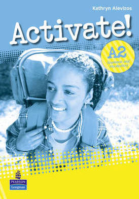 9781408224212 - Activate! a2 grammar and vocabulary book