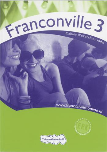 9789006181678 - Franconville 3 vmbo cahier d exercices
